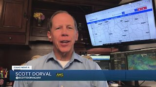 Scott Dorval's Idaho News 6 Forecast - Friday 10/22/20