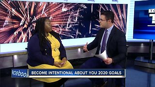 Become intentional about your 2020 goals