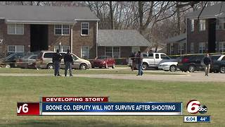 Timeline of events surrounding fatal shooting of Boone Co. sheriff's deputy - Video