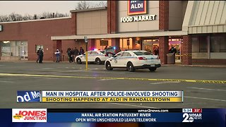 Officer and suspect injured during police-involved shooting