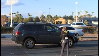 Henderson PD: Juvenile critically injured after struck by car - Video