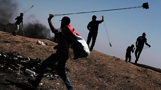 1 Palestinian Killed, Over 100 Injured In Gaza Protest Incident