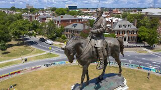 Richmond, Virginia, Robert E. Lee Statue To Stay Standing For Now