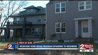 Home rehab program expanding in Muskogee - Video