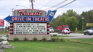 Transit Drive-In to show free live sports events