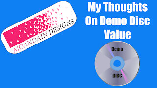 Demo disc value. Are they worth money?