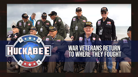 Returning War Veterans To Where They Fought | Huck's Hero Diane Hight | Jukebox | Huckabee