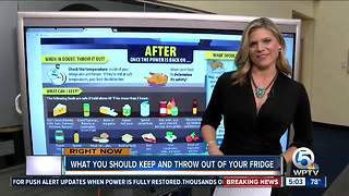 Is my food safe after a power outage?