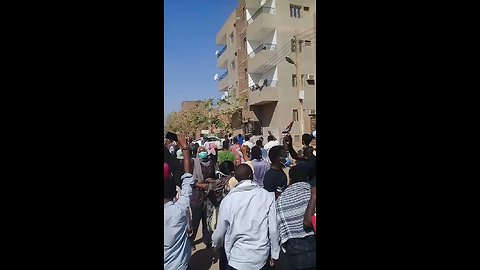 Gunfire Reported as Sudanese Forces Crack Down on Protest