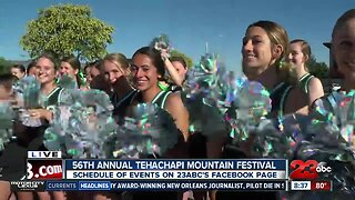 Tehachapi celebrates 56th Annual Tehachapi Mountain Festival