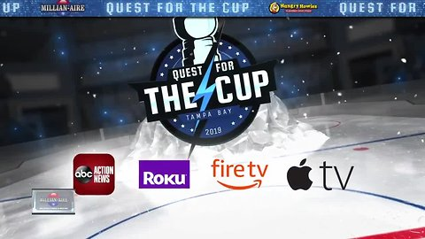 Quest for the Cup: April 12, 2019