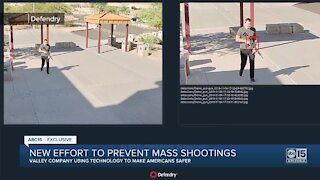 Arizona company using artificial intelligence to detect armed threats to combat gun violence