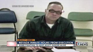 Judge set to hear challenge hours before scheduled execution - Video