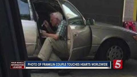 The Love Story Behind Viral Photo In Franklin