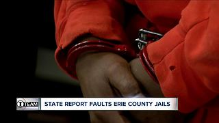 I-Team: State report faults Erie County jails - Video