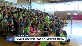 Starpoint students excel with mentor program - Video