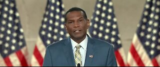 Former Raiders player speaks at RNC