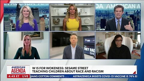 W Is for Wokeness: Seasame Street Teaching Children About Race and Racism
