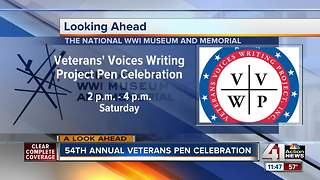 54th annual Veterans Pen Celebration - Video