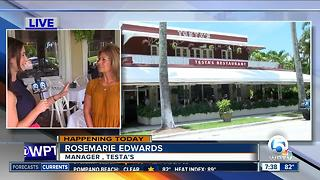 Testa's Restaurant in Palm Beach is closing - Video