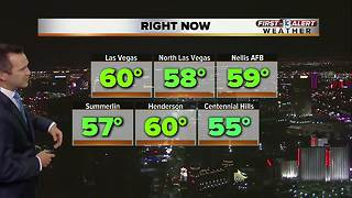 13 First Alert Weather for November 1 2017 - Video