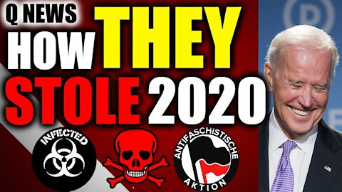 How Did Fake News Lies, Big Tech Censorship, & Corrupt Political Hacks Try To STEAL 2020?