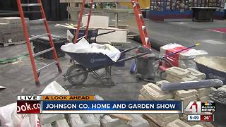 Spring forward with the Johnson County Home & Garden Show - Video
