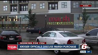 What's next for Marsh stores in downtown Indianapolis? - Video