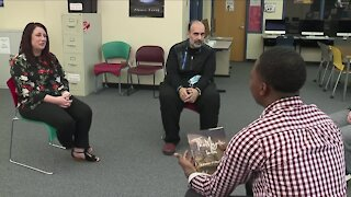 Processing pain through poetry, McKinley High School junior becomes published author