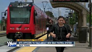 MTS officials introduce new security measures at transit stations - Video