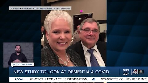 New study to look at dementia and COVID-19