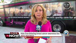 South Florida Race for the Cure Bus - Video