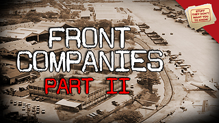 Stuff They Don't Want You to Know: Front Companies: Air America - Video