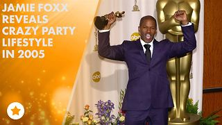 Oprah once staged an intervention for Jamie Foxx