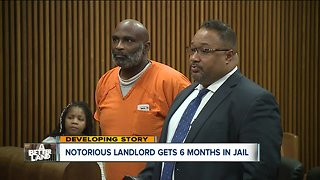 Notorious but elusive Cleveland landlord sentenced in housing court - Video