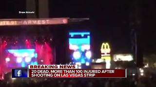 Metro Detroiters in Las Vegas during mass shooting describe what happened - Video