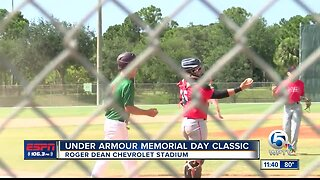 2019 Under Armour Memorial Day Classic