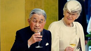 Japan Sees First Throne Abdication In 200 Years