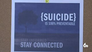 Local resources to combat suicidal thoughts