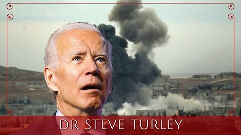 Hypocrite Biden Bombs Syria as Trump Turning GOP into the PATRIOT PARTY!!!