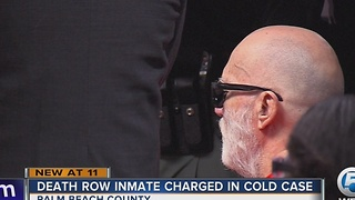 Florida death row inmate charged in 1975 Delray Beach homicide - Video