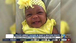 Father of 5 month old charged in baby's death