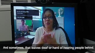 Deaf community struggles with employment