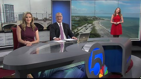 South Florida Weather - March 25, 2019