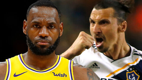 "Zlatan Ibrahimovic Slams LeBron James For Getting Involved In Politics, ""Do What You're Good At."""