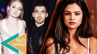 Sophie Turner & Joe Jonas Wedding DELAYED, Selena Gomez FEUDING with a Kardashian? - DR