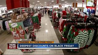 Where to get the best deals at the lowest prices on Black Friday - Video