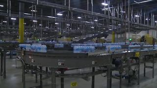 Lawmaker proposes taxing bottled water production in Michigan - Video