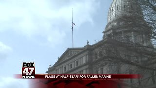 Whitmer orders flags at half-staff at Capitol and state buildings
