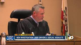 New Investigation: Uber Drivers Accused of Sexual Assault - Video